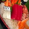 ปลาดิบ5อย่าง สีชมพูสวยมาก