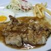 สเต็กไก่ (39 บาท)