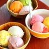 ไอศกรีมรสชาติต่างๆ ราคาลูกละ 10 บาท