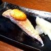 Salmon Mentaiko Sushi