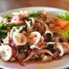 ปลาหมึกไข่ผัดกะปิ(150บาท)