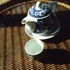 ชาจีนร้อน เสิร์ฟให้คู่กับกาแฟ