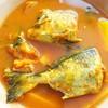 แกงส้มปลาสำลีผักรวม