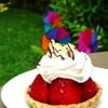 Fresh Strawberry Pie  105.- บาท