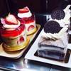 Strawberry,Oreo Cookie & Creams