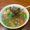 ซุปหางวัว (สั่งกลับมาทานที่บ้าน) รสจัด แต่น้อยไปนิดนึง