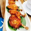 Fried chicken เนื้อเยอะดี