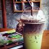 Matcha Coffee 🍵☕️