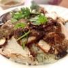 ข้าวมันหมูอบพริกไทยดำ. (50)