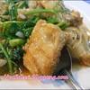 ผัดสไตล์จีนรสโอชา เนื้อปลาชิ้นใหญ่ ๆ กินจนจุก