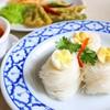 ขนมจีนน้ำพริก (70 บาท) - ขนมจีน