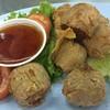 ราชาข้าวต้ม ผักบุ้งลอยฟ้า Pattaya
