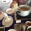 ซุปปลา ทำนองเดียวกับขนมจีนน้ำยาแหละค่ะ