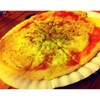 Pizza Tomato+Mozzarella+Egg