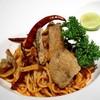 Pommito's Spaghetti Special (200฿)