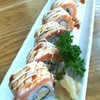 salmon roll - the highlight