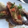 กุ้งแม่น้ำพริกไทยดำ