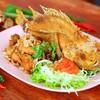 ปลาทับทิม 2 ใจ (180 บาท)