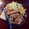 สเต็กไก่พริกไทยดำ