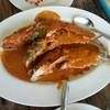 ฉู่ฉี่ปลาเนื้ออ่อน จานนี้กินเปลืองข้าวมากๆ