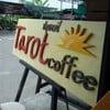 Tarot coffee