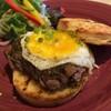 Steak Egg & Biscuit