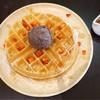Waffle (215฿)