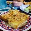 ขนมปังปิ้หมูยองมายองเนส