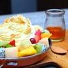 Tropical Fruit Pancake (160 บาท)