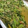 ผัดผัก-ปลาเค็ม