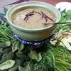 น้ำพริกปลาทู-ผักสด