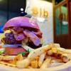 Pink Burger