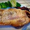 ปลาทับทิมย่างเกลือ !!