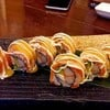 Miso Salmon Cream Cheese Roll