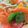 Salmon Sunrise Salad