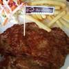 สเต็กหมูพริกไทยทำ