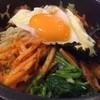 ข้าวยำเกาหลี !!