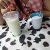 ร้านนมสด & ปังจิ้มช็อก (ตลาดจันทร์กุมาร)