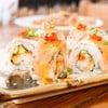 N.O.R.I Salmon Toro Roll