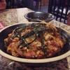 ข้าวหน้าไก่เทอริยากิอร่อยนะเนี่ย!!~