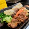 เทปันยากิรวม(ผักต่างๆ,หมู,เนื้อ,กุ้ง,แซลมอน)