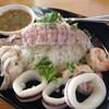 ข้าวคลุกพริกเกลือทะเล น้ำจิ้มสูตรเด็ด
