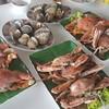 จัดเต็ม ปู กะ หอย ใหญ่ๆ
