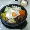 ข้าวยำเกาหลี อร่อย หอมดี ไม่เผ็ด (3.6/5)