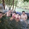 Rock Valley Hot Spring and Fish Spa กาญจนบุรี