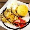 French roti + mango icecream (139B)