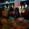 Maldives resort bar