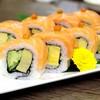 ข้าวห่อสาหร่ายปลาแซลมอน !!