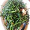 ผัดผักกูด (60) จานแรก