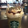 Green tea Hojicha ชาาาาฮ่าาาา frappuccino @ Starbucks Food Villa Ratchapruk